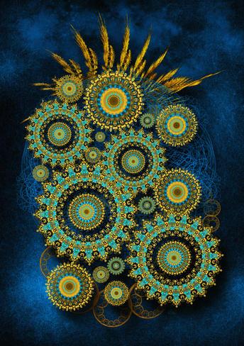 Metallic kaleidoscopes klein.jpg