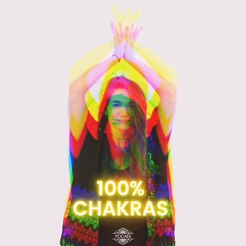 Programme 100% CHAKRAS