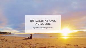 108 Salutations au soleil - LE GUIDE