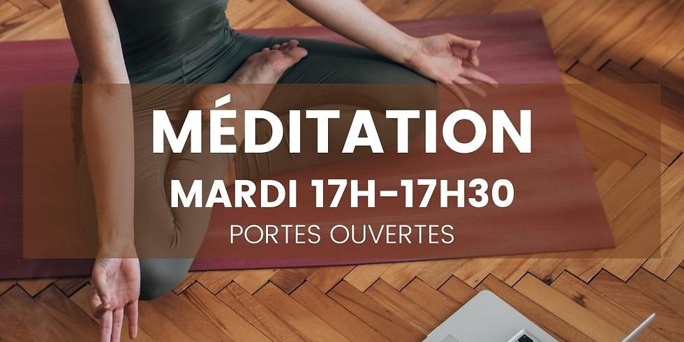 Méditation - Mardi 7 sept