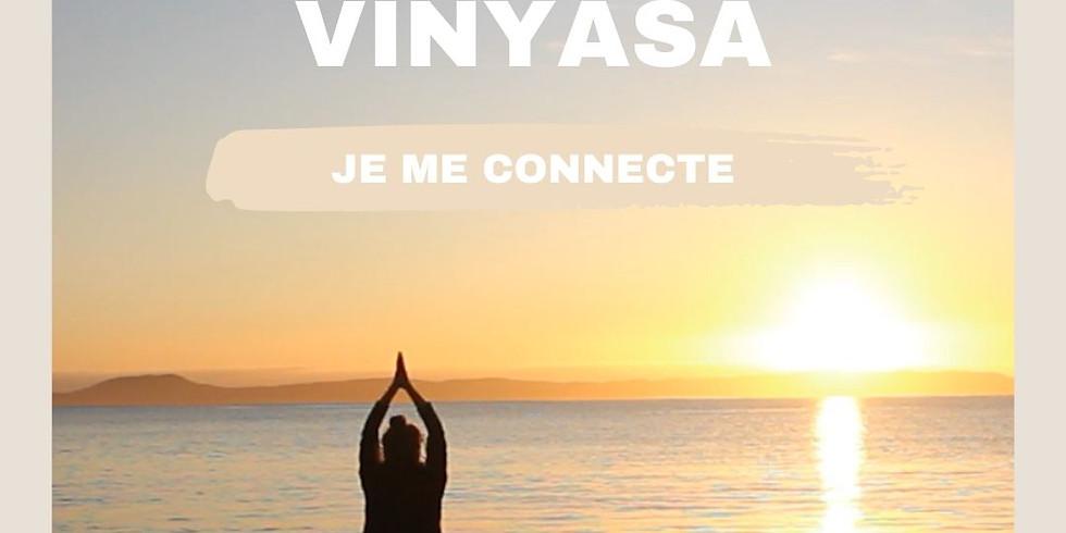 Zoom - Vinyasa 17/04 - JE ME CONNECTE