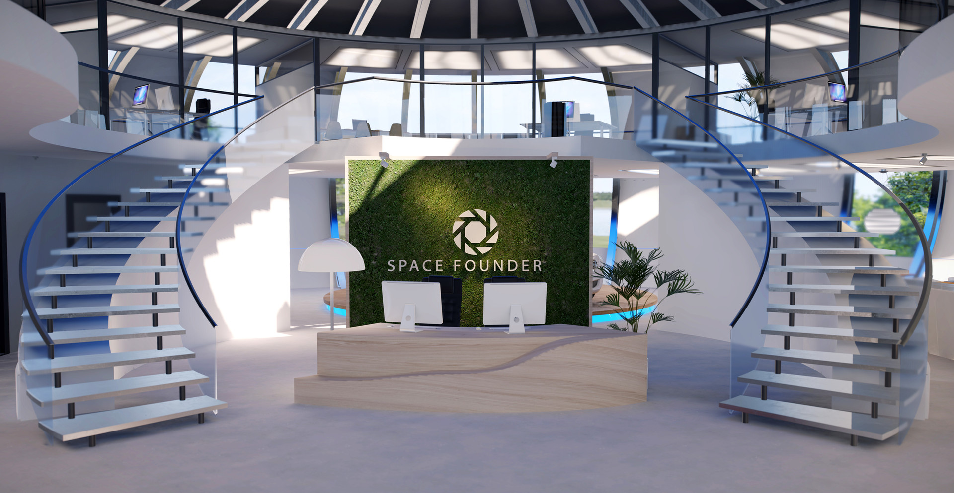 Space 580