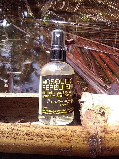 Repelente de Mosquitos Natural 4oz