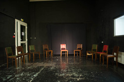 Salle noire