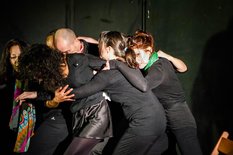 Cours ouvert Option Théâtre danse