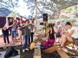 Spectacle (e), Troupe de l'Ecole des Gens, Festival Sans dessus dessous à Vizille