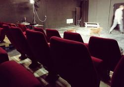 théâtre nouveaux sièges pour com'