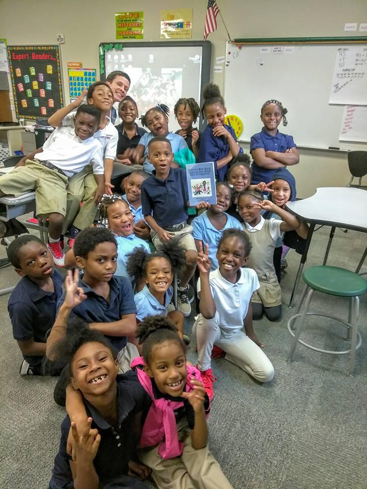 Classroom Read-A-Loud