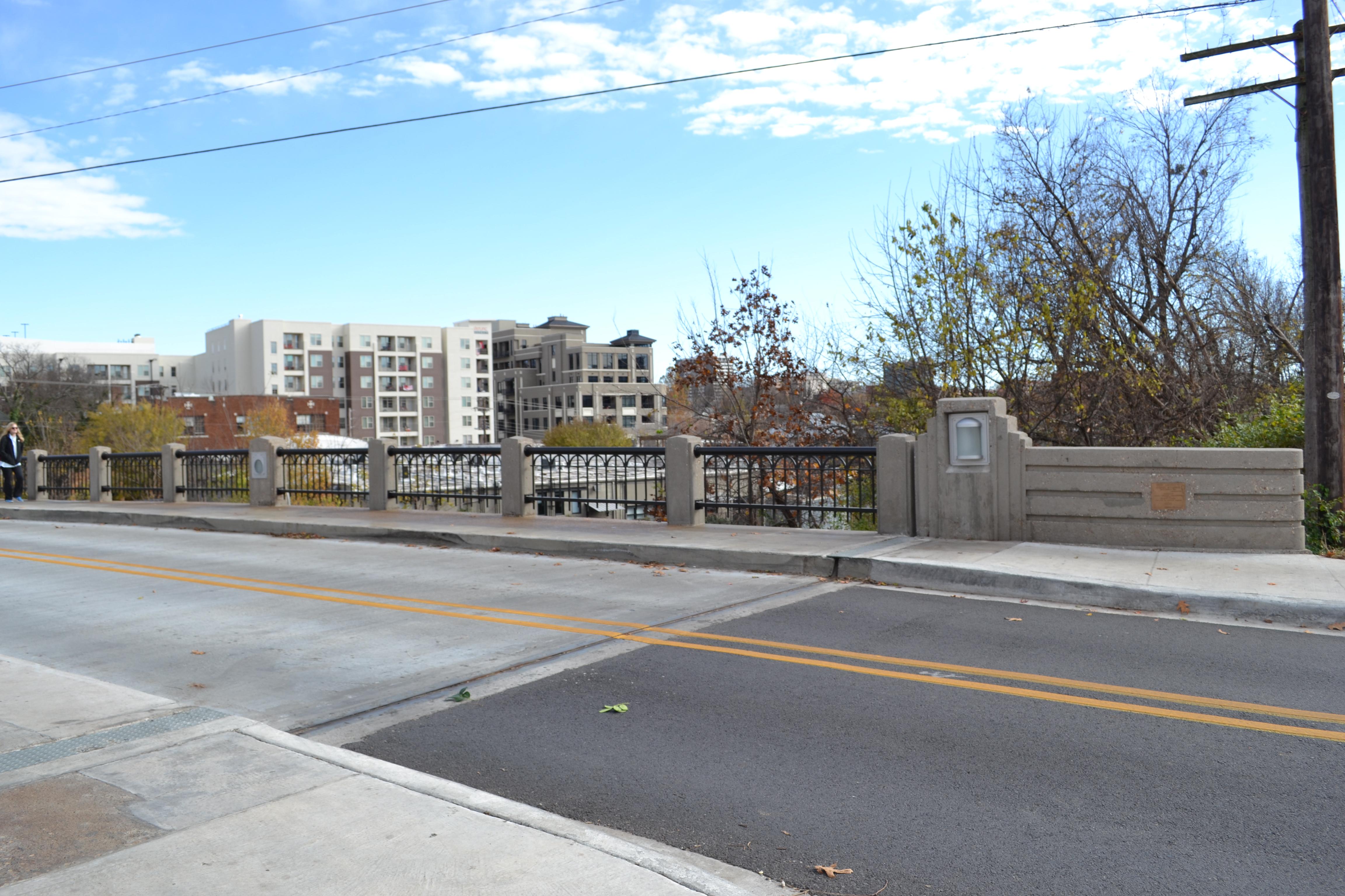 Maple & Lafayette Street Bridge
