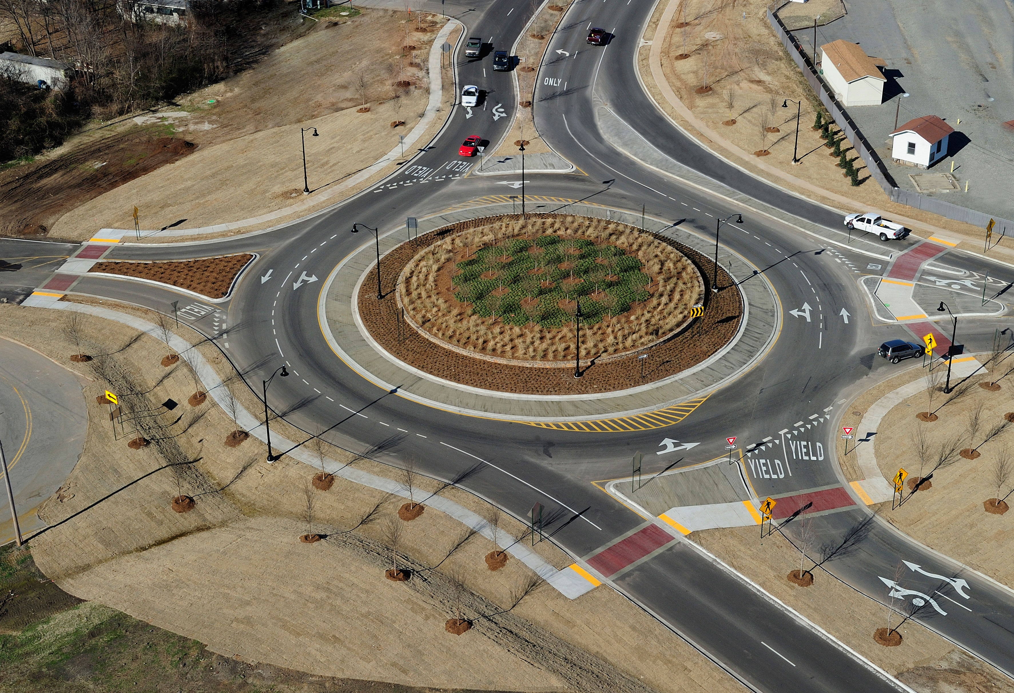 North Little Rock Roundabout