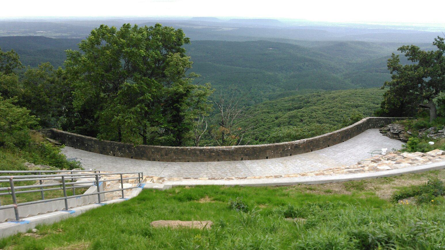 Cameron Bluff Amphitheater
