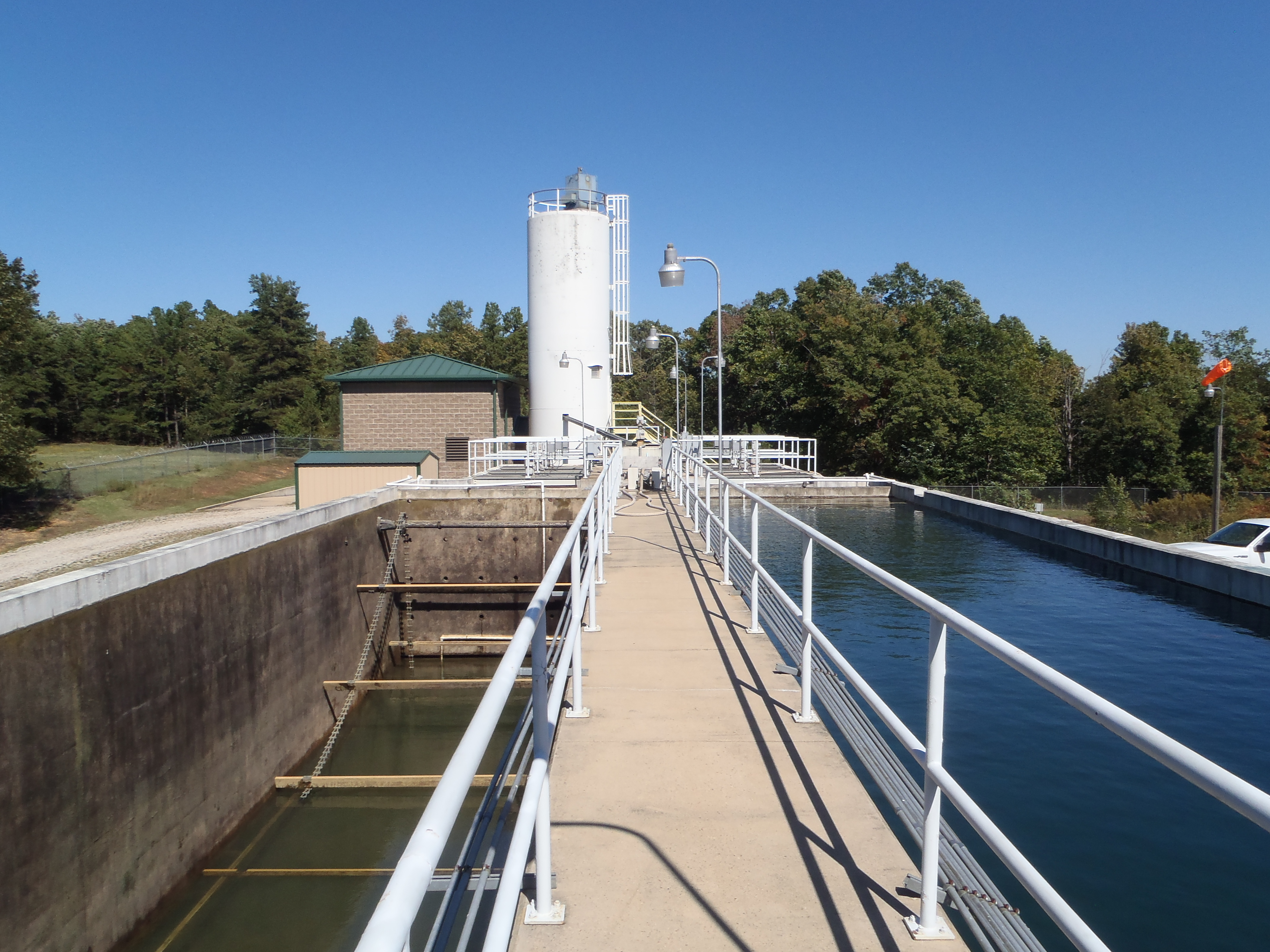 Mountain View Water Treatment Plant