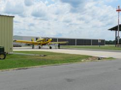 Dumas Municipal Airport