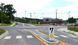 University of Arkansas Stadium Drive