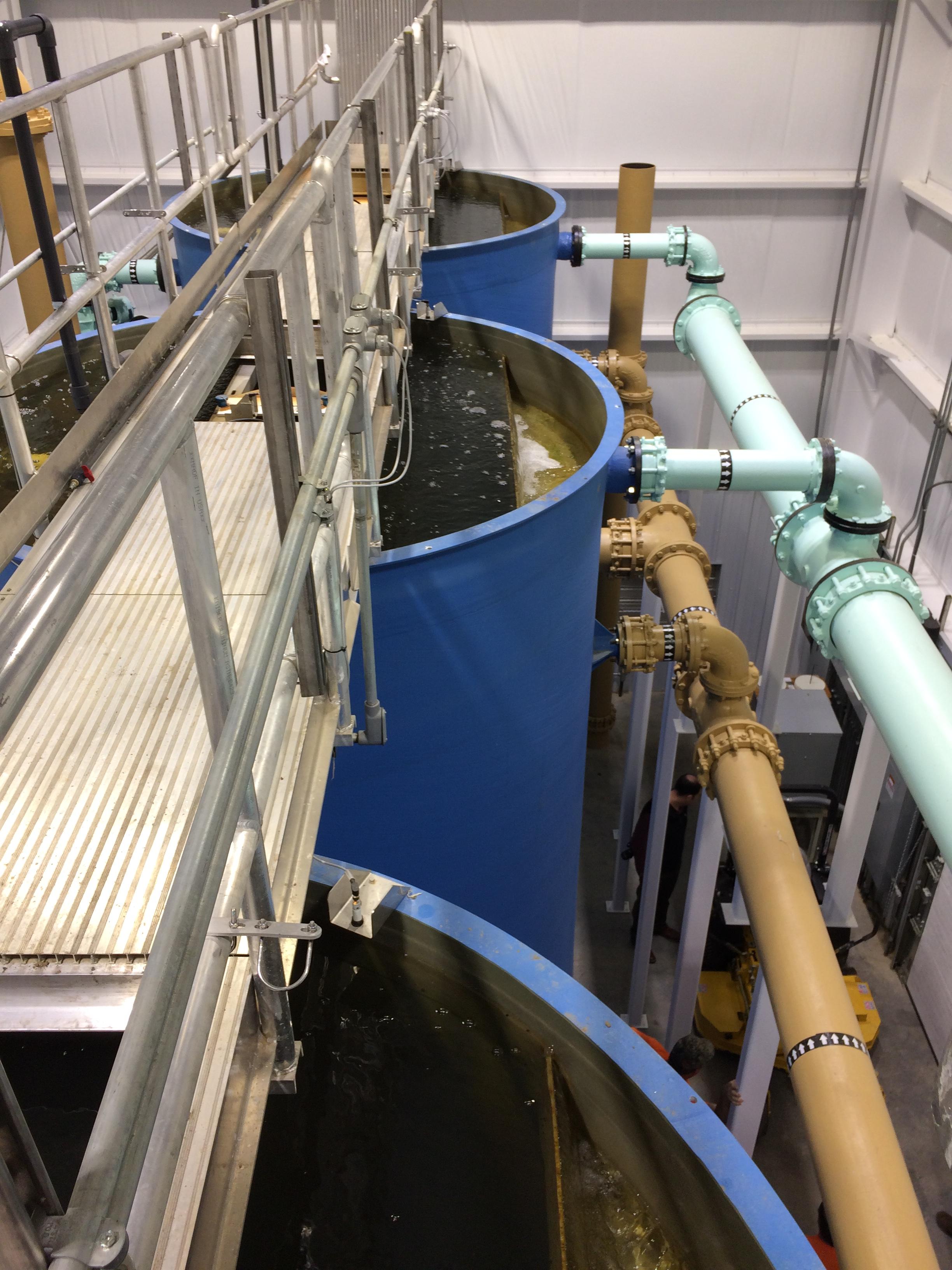 Waldron Wastewater Treatment