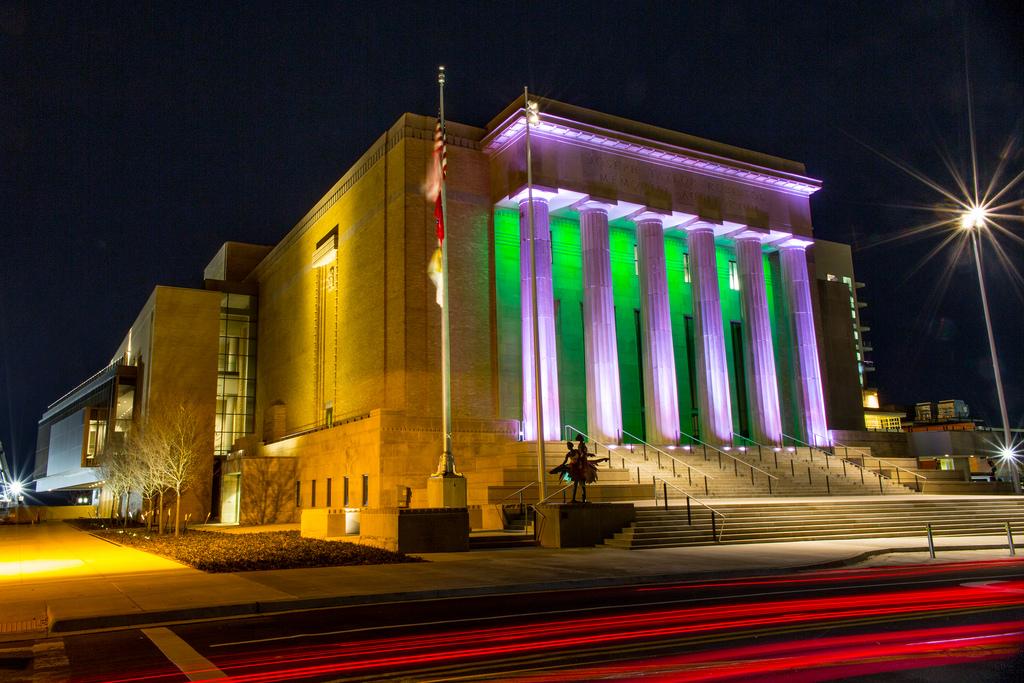 Robinson Center Auditorium