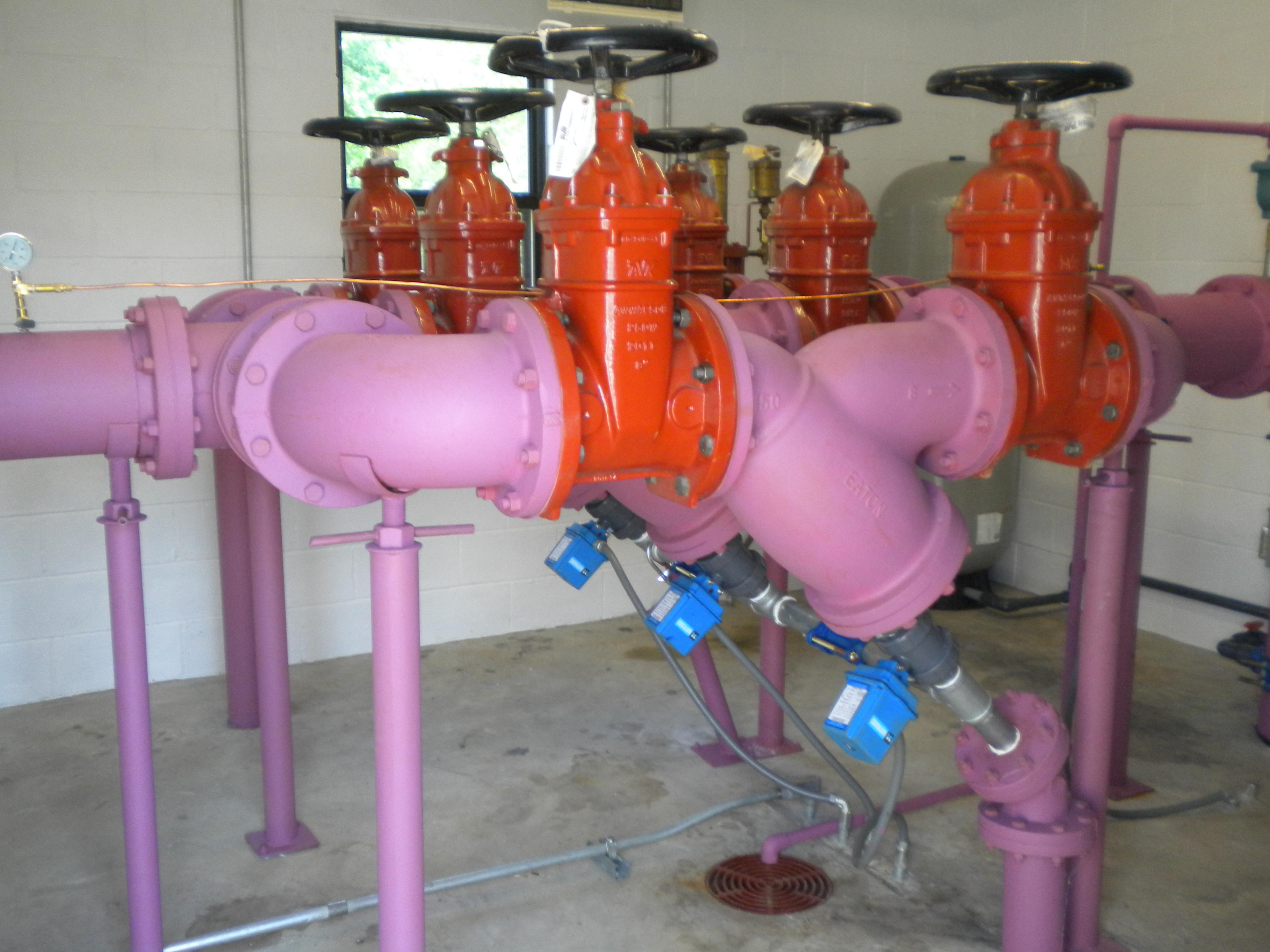 Benton Wastewater Treatment Plant