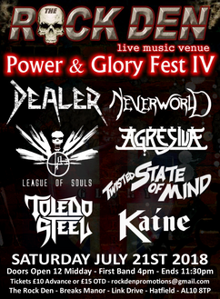 Power and Glory Fest