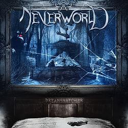 CD Cover ArtWork - Dreamsnatcher (2015).