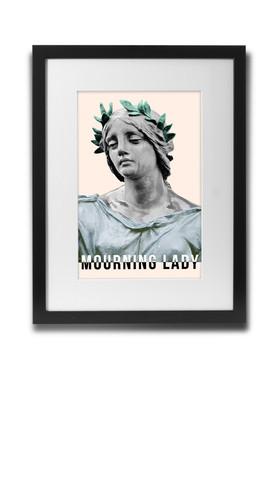 Mourning Lady
