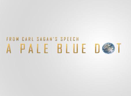 PERCEPTION: A pale blue dot