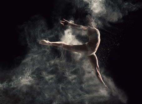 Ballet and dust
