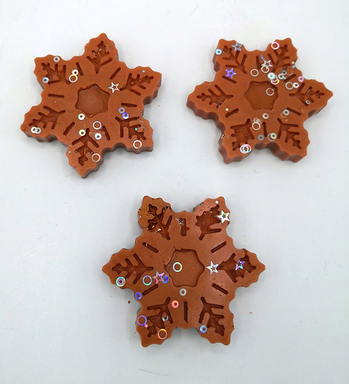Christmas Cookies Wax Shapes