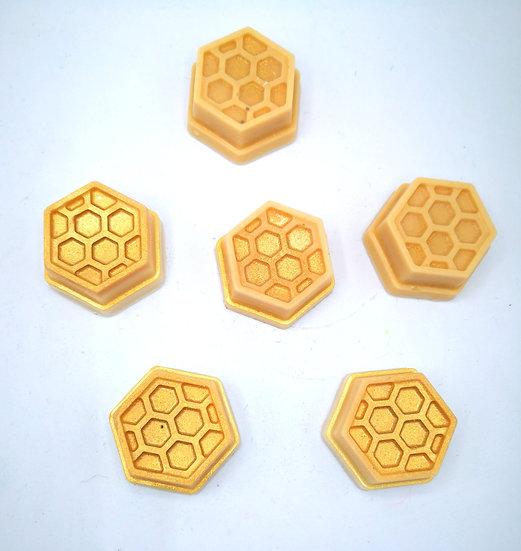 Dazzling (Avobath)Wax shapes