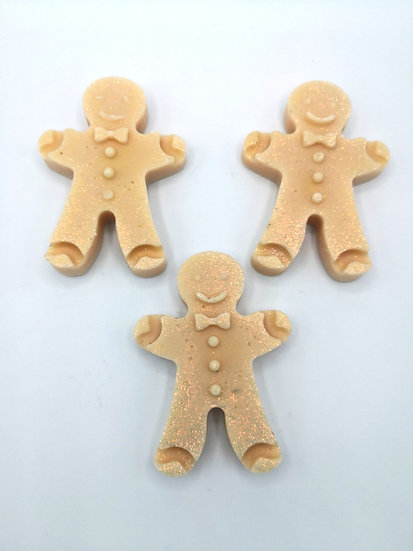 Gingerbread Wax Shapes