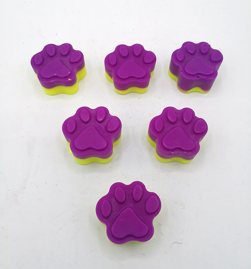 Blueberry Pancakes Wax Shapes