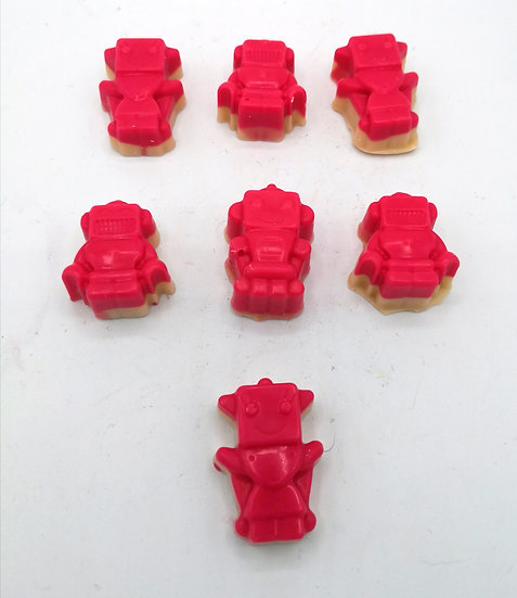 Cherry Bakewell Wax Shapes