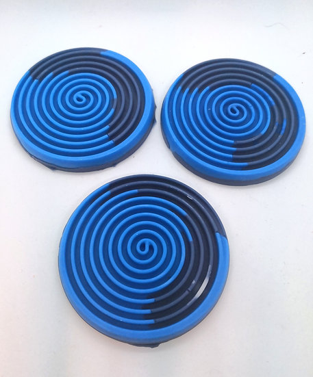 Unstoppables Blue Fresh Wax Shapes