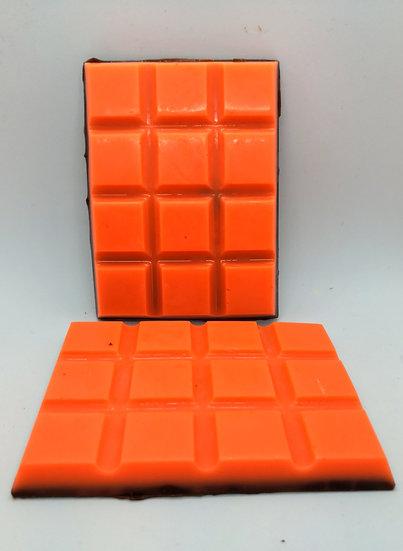 Chocolate Orange Wax Bar