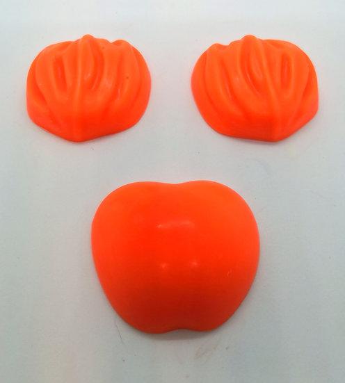 Pumpkin Spice Wax Shapes