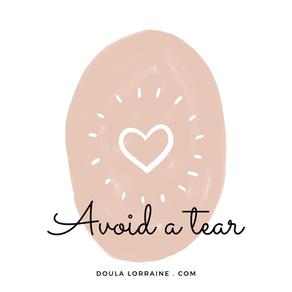 Avoid a perineal tear