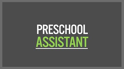 Preschool Assistant.jpg