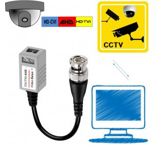 Video Balun For HD CVI/TVI/AHD