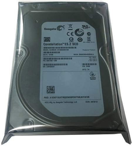 "Seagate Constellation 3.5"" 3TB 7200 RPM Enterprise HDD"