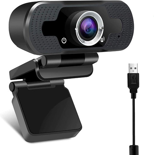 1080P USB HD Webcam With Microphone