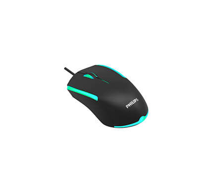 Phillips Wired Gaming Mouse