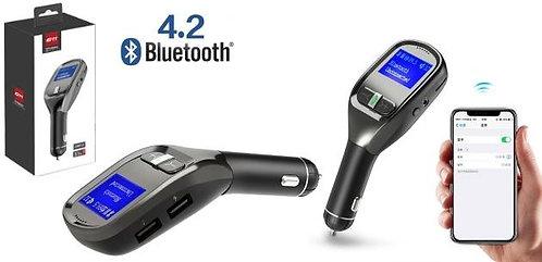 G11 BT Hands-Free FM Transmitter