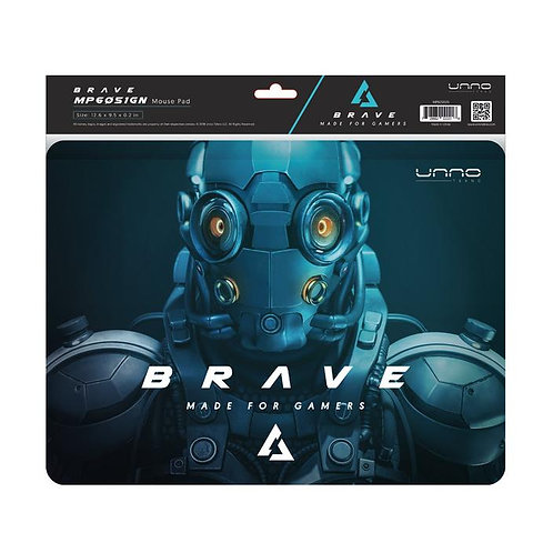 Brave Large Gaming Mouse Pad