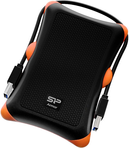 Silicon Power External Hard Drive