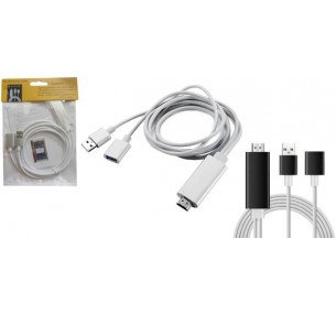 HDTV USB to HDMI Cable Adapter