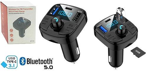 BT29 Bluetooth Hands-free Fm Transmitter