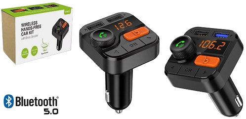 BT82D Bluetooth Hands-free Fm Transmitter