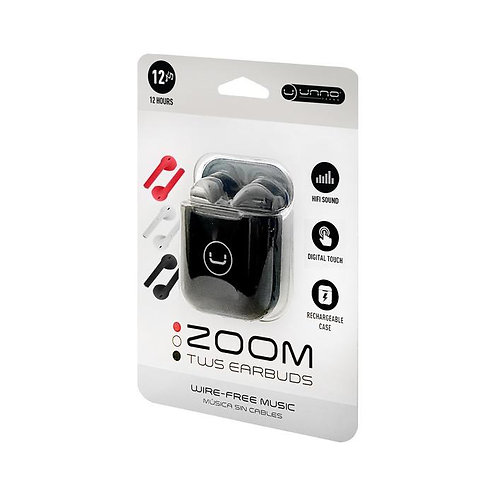 ZOOM TWS Earbuds