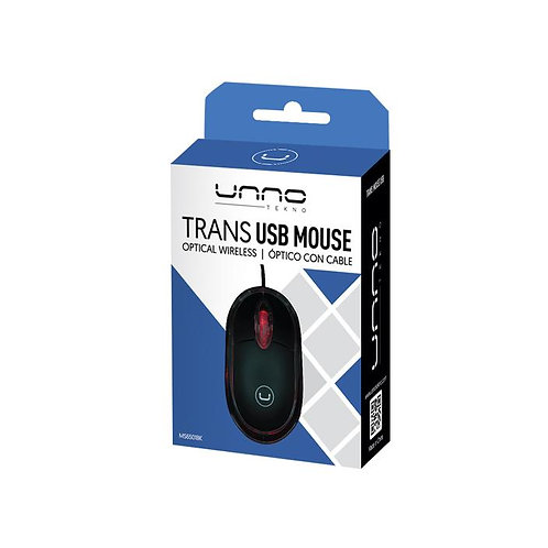 Unno Trans Wired Mouse