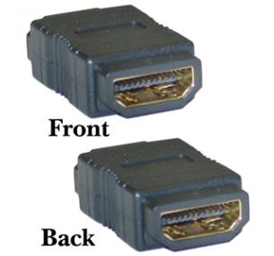 Agiler HDMI Coupler Adapter