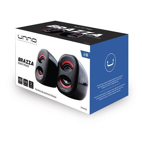 Brazza Stereo USB Speakers